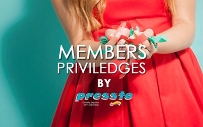 Join the Pressto family and get these perks right away!