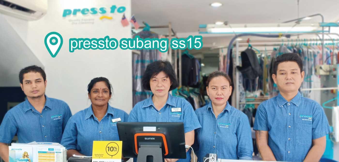 Pressto Team Subang Jaya