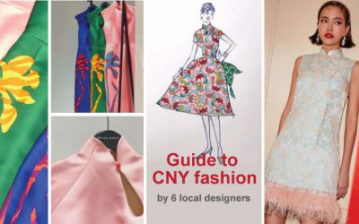 Guide to CNY fashion by 6 local designers 2020