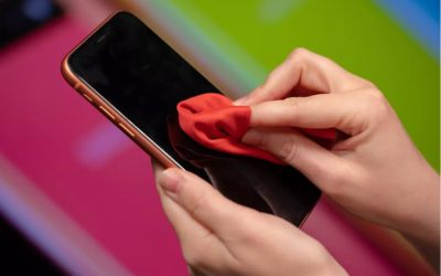 How to disinfect your phone without damaging it